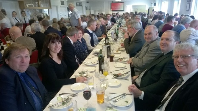 Colchester RFC lunchFeb17